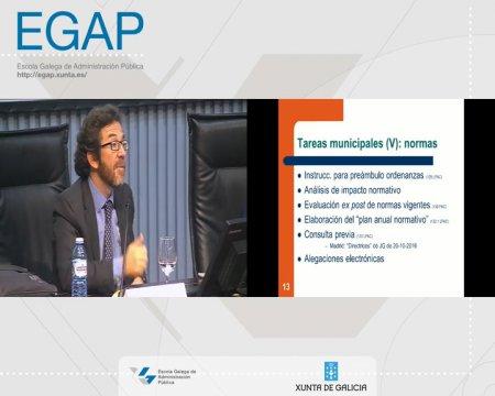 Retos da aplicación da nova lexislación - parte 2 - As Leis 39/2015 e 40/2015 do Procedemento Administrativo Común (LPAC) e do Réxime Xurídico do Sector Público (LRXSP)
